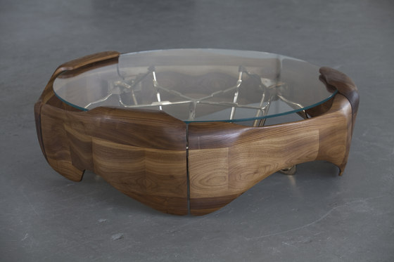Vessel Coffee Table di CASTE | Tavolini salotto