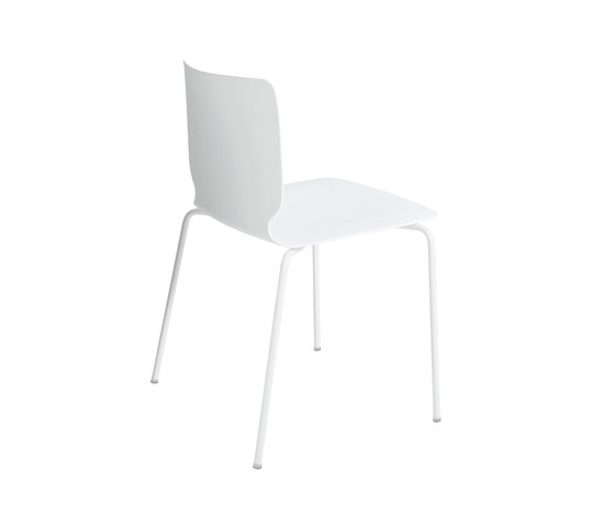 Holm chair by Desalto | Multipurpose chairs