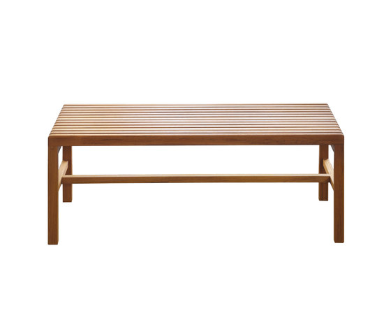 Slat Bench de BassamFellows | Bancs de jardin