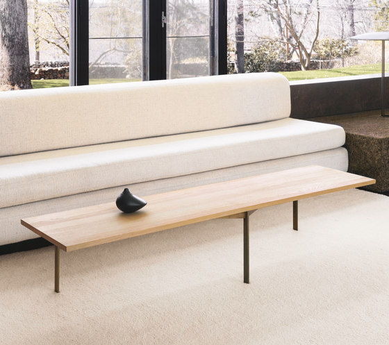 Plank Coffee Table by BassamFellows | Coffee tables