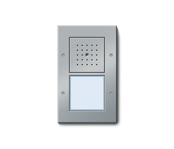 Door station AP 1-gang by Gira | Intercoms (exterior)