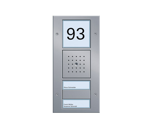 Additional functions for door stations by Gira | Intercoms (exterior)