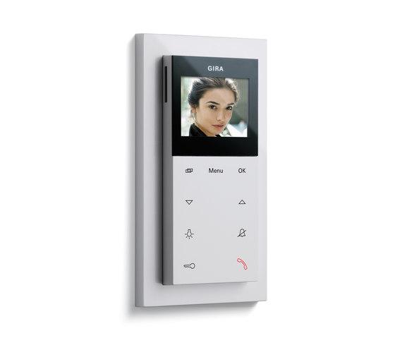 Home station video AP | Esprit* by Gira | Intercoms (interior)