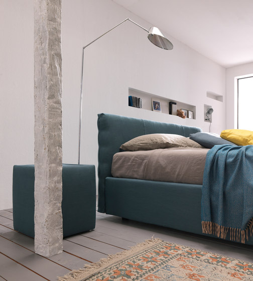 Sun by Bolzan Letti | Double beds