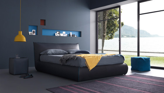 Moonito by Bolzan Letti | Double beds