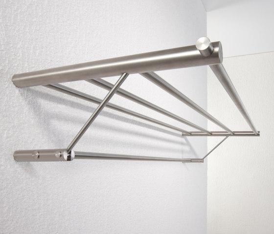wandgarderobe g8 600 handtuchhalter von phos design architonic. Black Bedroom Furniture Sets. Home Design Ideas
