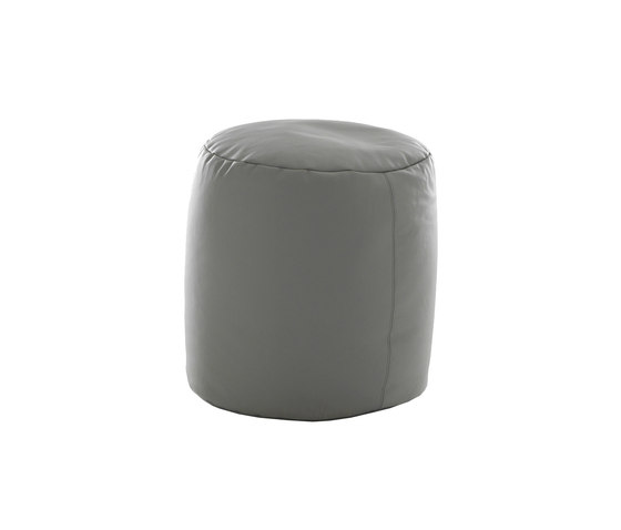 Pouff Round by Bolzan Letti | Night stands