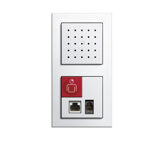 Call system 834 Plus | E2* by Gira | Building communication systems