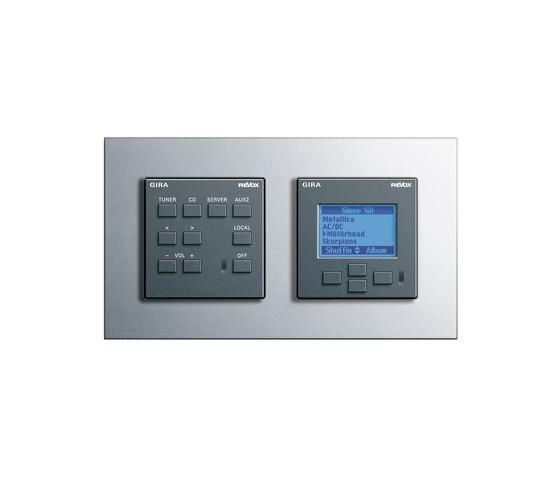 Revox multiroom system | E2 di Gira | Sistemi radio