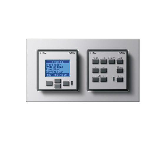 Revox multiroom system | E22 by Gira | Radio systems