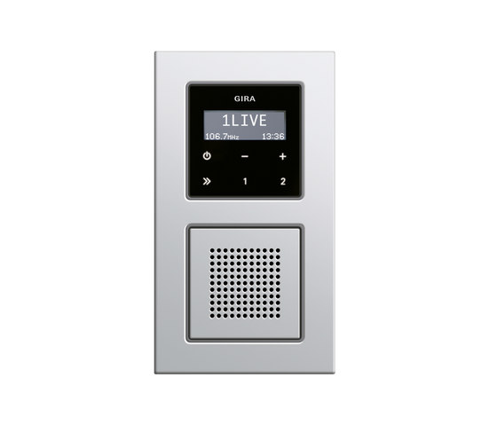 gira/e22-unterputz-radio-2-sq.jpg | E22 by Gira | Radio systems