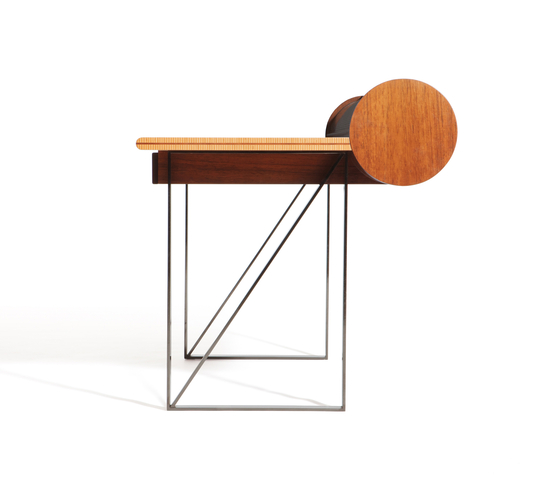 Moscatelli's roll-top desk de Gaffuri | Secreteres