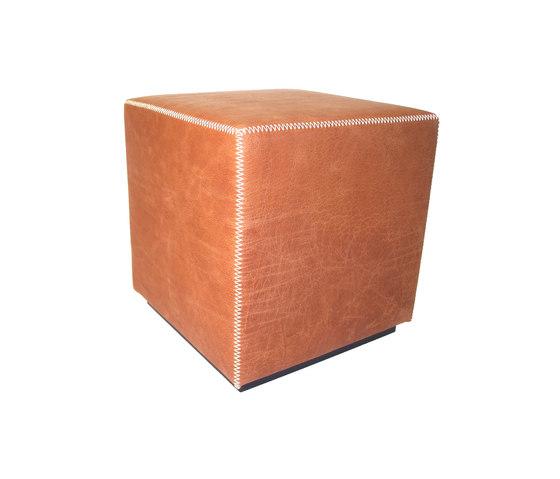 Sitzcubus von KURTH Manufaktur | Poufs / Polsterhocker
