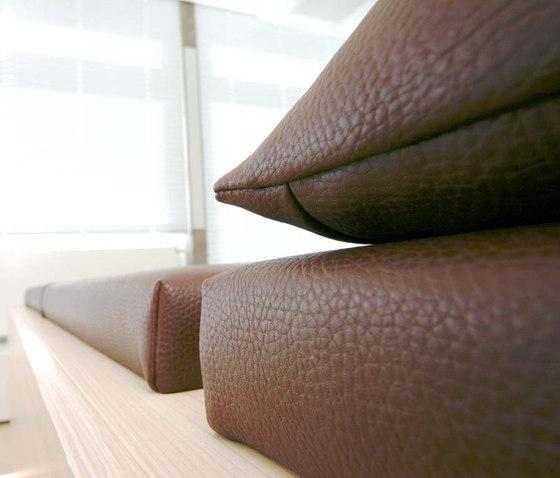 Polster von KURTH Manufaktur | Kissen