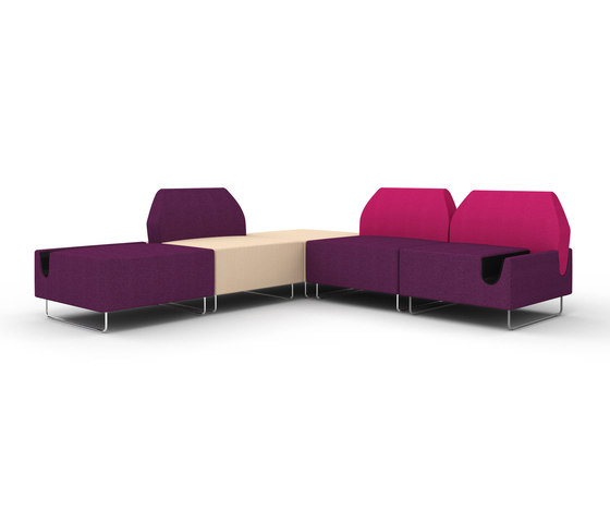 EFG InTouch by EFG | Modular seating systems