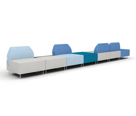 EFG InTouch by EFG | Lounge sofas