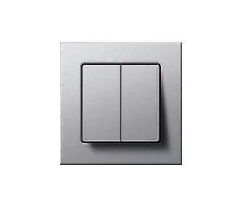 Series switch | E22 de Gira | Interruptores pulsadores