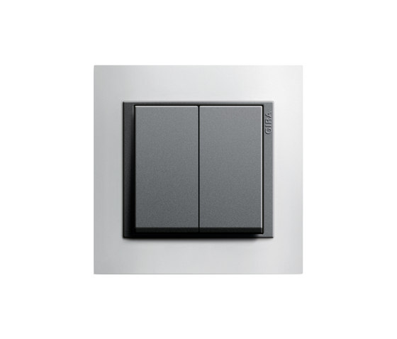 Series switch | Event by Gira | Push-button switches