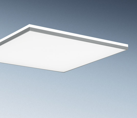 Belviso cluster di trilux belviso c2 600 cdp belviso c2 for Illuminazione led a soffitto