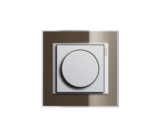 Rotary dimmer by Gira | Rotary dimmers