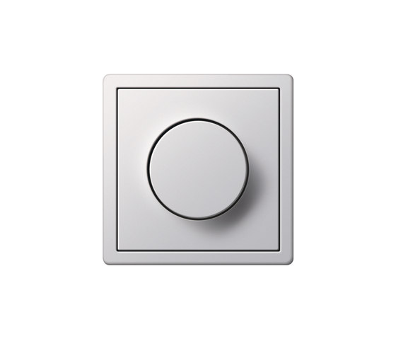 Rotary dimmer by Gira |