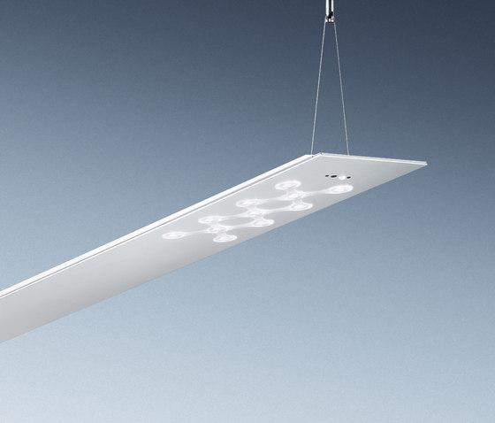 Neximo H1 di Trilux   Lampade a sospensione LED