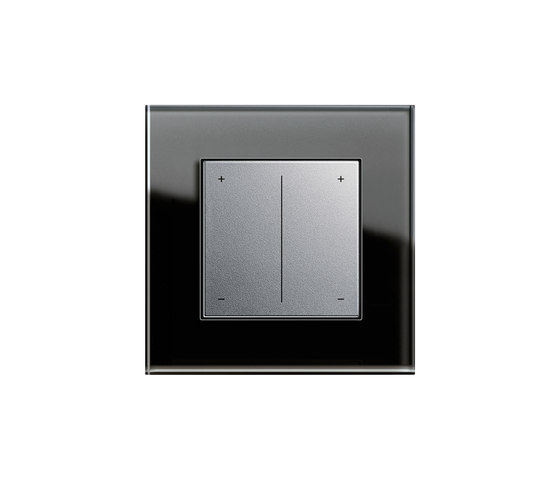 Series dimmer | Esprit by Gira | Button dimmers