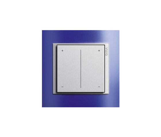 Series dimmer | Event by Gira | Button dimmers