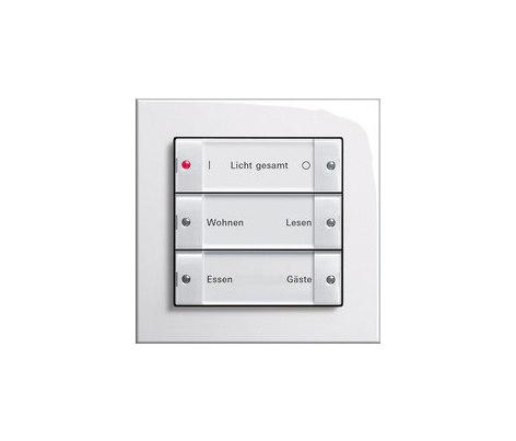 Light scene push button sensor | E2 by Gira | Lighting controls
