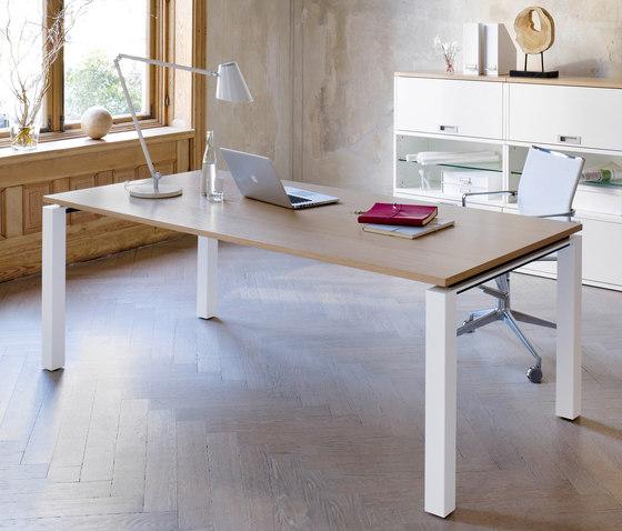 Plano by Hund Möbelwerke | Individual desks