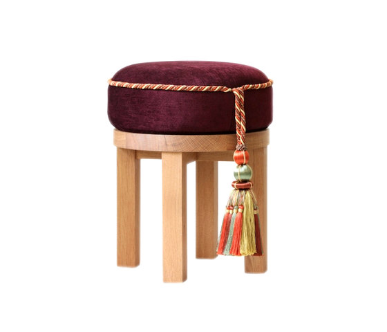 Mama 40 Hocker by Made In Taunus | Poufs