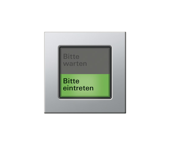 LED signal light by Gira | Entry indicators
