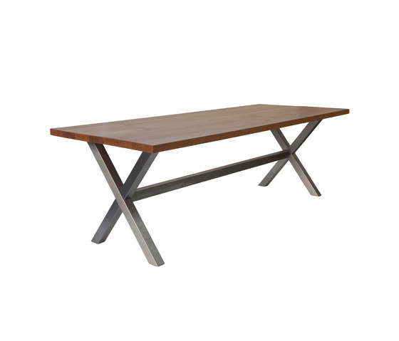 X Table by Made In Taunus | Dining tables