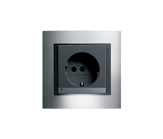 SCHUKO-socket outlet LED | Event by Gira | Schuko sockets