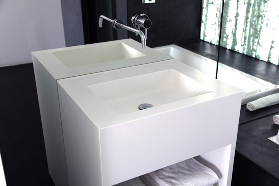 Base basin by Not Only White B.V. | Vanity units