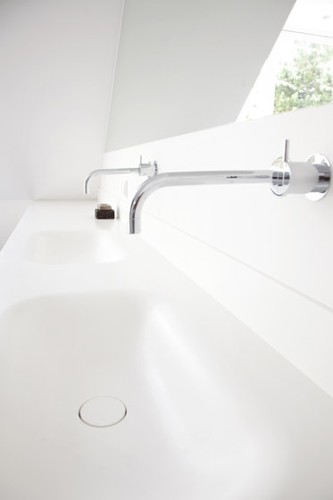 Blend double basin by Not Only White B.V. | Vanity units