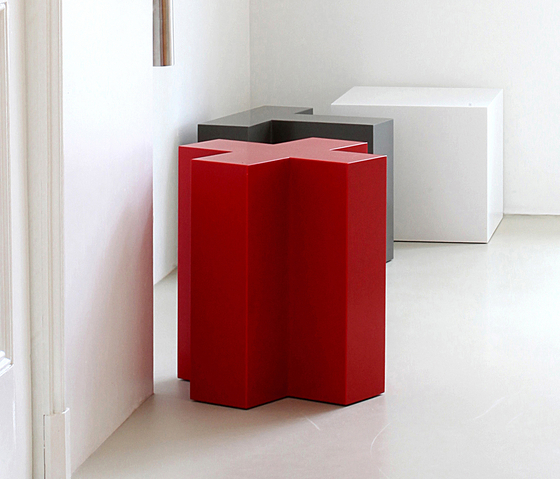 Shape stool by Not Only White B.V. | Stools / Benches