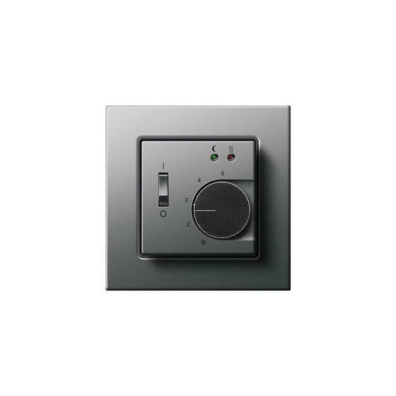 Raumtemperaturregler mit Ein-| Ausschalter | E22 di Gira | Gestione riscaldamento / aria condizionata