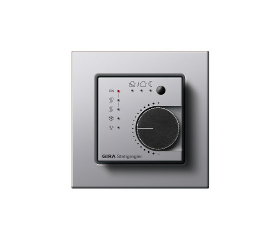 Stetigregler | E22 by Gira | Heating / Air-conditioning controls