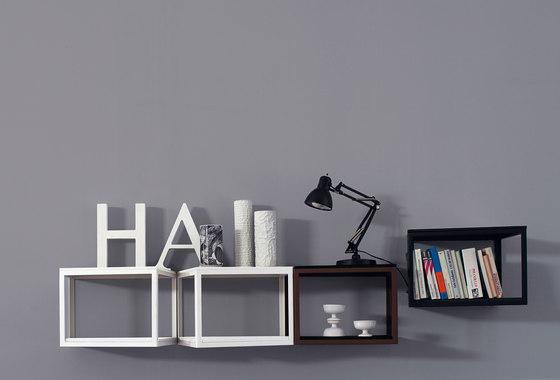 Filu' Shelf by ARFLEX | Shelving systems