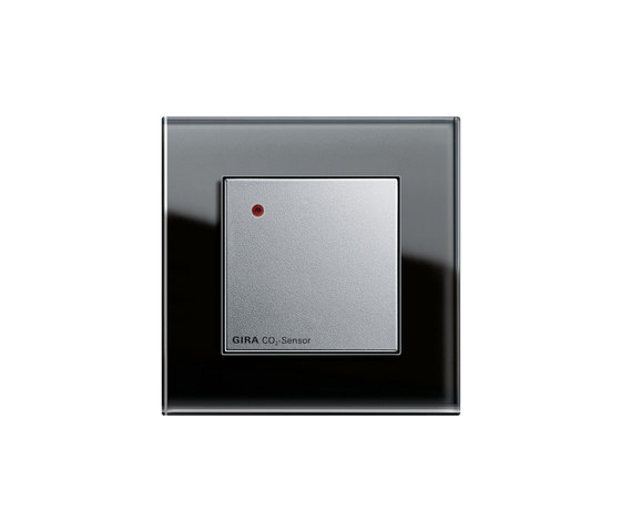 KNX EIB | CO₂-Sensor | Esprit by Gira | Heating / Air-conditioning controls