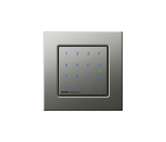 Keyless-In | Keypad | E22 by Gira | Code locks