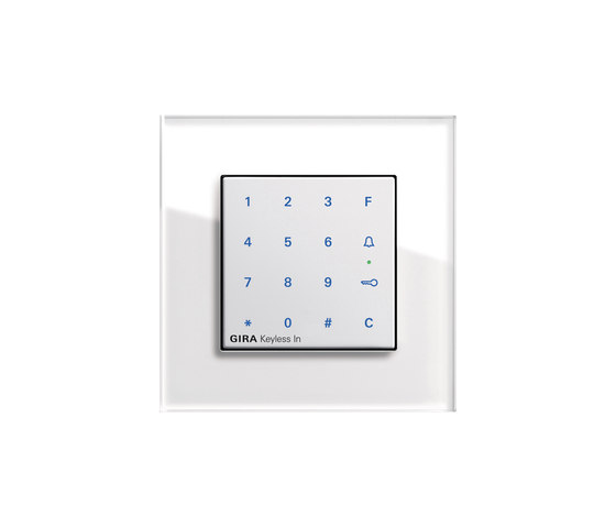 Keyless-In | Keypad | Esprit by Gira | Code locks