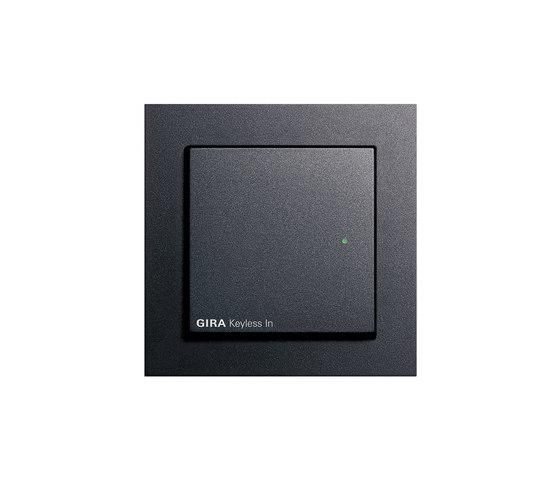 Keyless-In | Transponder | E2 de Gira | Clefs électroniques