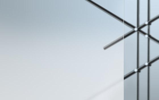 Madras® Progressiv | Nuvola von Vitrealspecchi | Dekoratives Glas