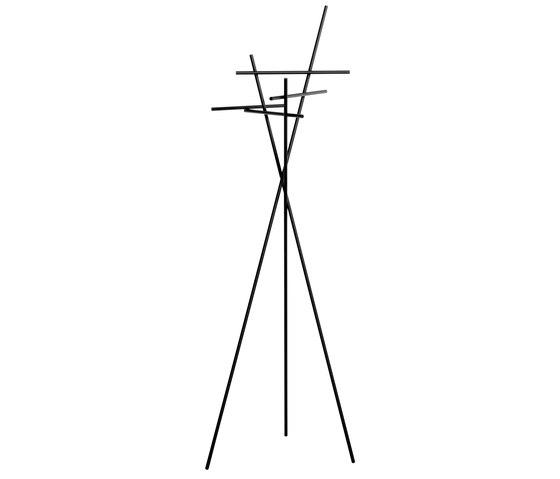 Quarten Garderobe von Atelier Pfister | Standgarderoben