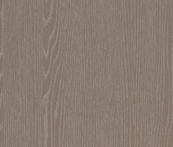 skai Techprofil Metallic wood mocca de Hornschuch | Toile de façade / revêtement de façade