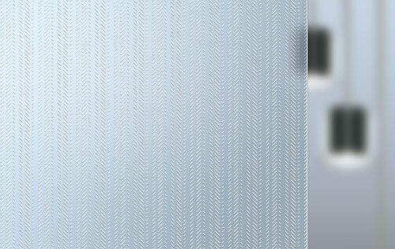 Madras® Zip by Vitrealspecchi | Decorative glass