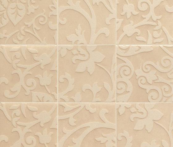 Supernatural Glacée Crema Mosaico de Fap Ceramiche | Mosaicos