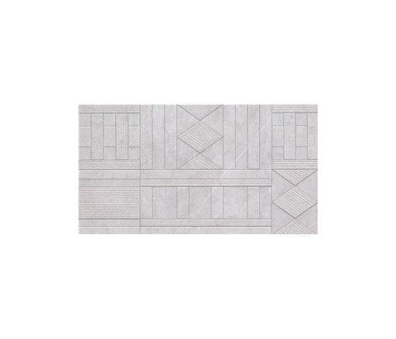 Supernatural Kilim Argento by Fap Ceramiche | Wall tiles